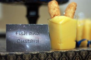 Fish Fingers and Custard by holsen08
