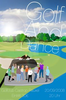 Golf And Dance by Lecithin