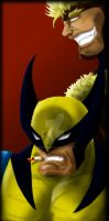 Wolverine: ReSPECTs by siamgxIMA