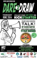 Dare2Draw Kickstarter TALK! by Dare2Draw