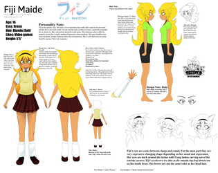 Fiji Maide Character Map 1.0 by StaleMeat