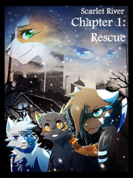 SR Comic: Chapter 1 Cover by RiverSpirit456