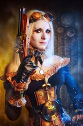Steampunk Shooter by elenasamko