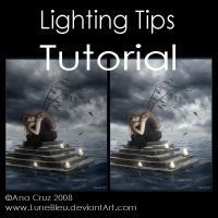 Lighting tips - Tutorial by Lune-Tutorials