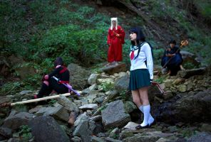 Inuyasha: My Will by YamaCos