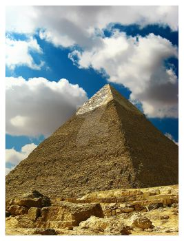 The Legend Pyramid by mido4design