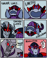 Multitracker Loves Revolution by StarryTiger