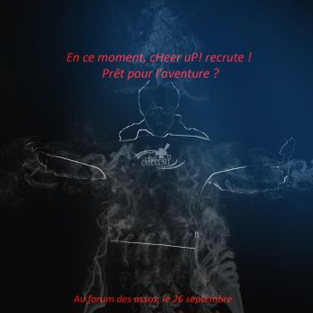 Cheer Up Recrutes by MissCrapouille
