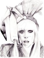 Gaga by F45H10NART