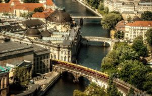 Berlin - Museum Island by pingallery