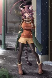 Winter clothes by nkars