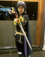 Cosplaying at AFA 2015 by jules1998
