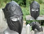 Drow Helmet comm by Sharpener