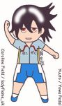 Chibi Yuuto by Lady-Flame