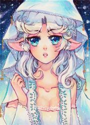 aceo no. 345 by MIAOWx3