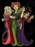 A Bunch of Hocus Pocus by Anamated