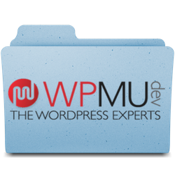 Wordpress Dev Folder Icon by jasonh1234