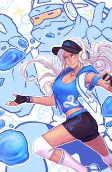 LoL - C9 Syndra by faithom