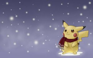 Little Pikachu by Selene-Galadriel