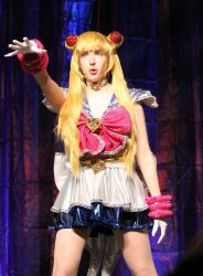 Myu Sailor Moon by dancingpixies