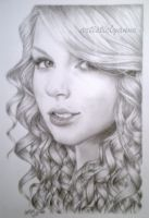 Taylor Swift by artisticlyanne