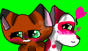 kitty and netty by Lpskittylover-901