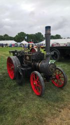 Small Traction Engine by BritishGypsum4