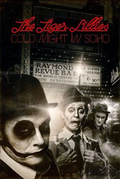 Cold Night In Soho Poster 2 by bandini