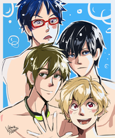 FREE! by incaseyouart