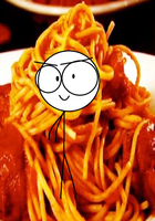 Upsetii In The Spaghetti by fluffycatjeff