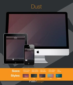 Dust Wallpaper Mega Pack by suquito