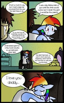 My Little Dashie: Page 125 by NeonCabaret