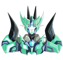 IRON ARTIST 1/4  Zephyr by Madnessgrowl