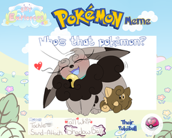 SE::Aero-Eevee::Pokemon Meme by Chocolate-Bunnie
