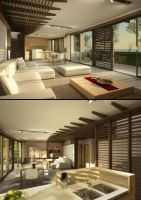Silverwoods Interiors 02 by TheEngine