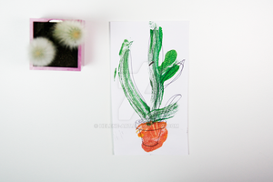 Secretly I am obsessed with these plants by Helene-art