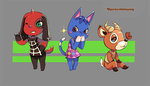 More Animal Crossing Villagers by Limited-Access