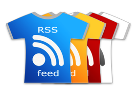 RSS Feeds Icons - Shirt by neoworxspace
