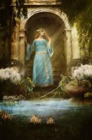 Castle of Shalott by JinxMim