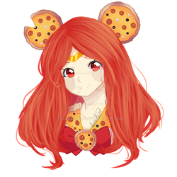 Sailor Pizza by char1cific