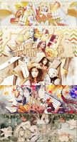 COMEBACK WITH SCRAPBOOK by lauran891