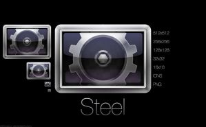 Steel Preferences by c55inator