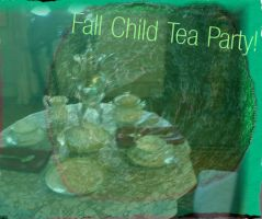 Fall Child Tea Party by MADness323