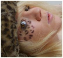 Leopard Eye by Red--Roses