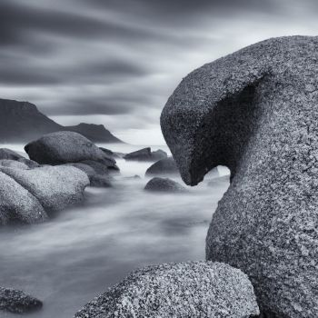 seascape - bird rock by letsgofishing3