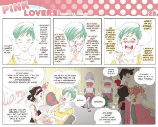 Pink Lovers 25 -S3- VxB doujin by nenee