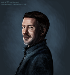 Petyr Baelish - Game of Thrones by Arabesque91