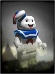 Mr. StayPuft by guyver