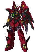 Blitz Epyon Weapons Off by RedZaku