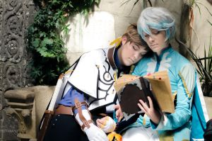 It's Okay...Let Him Rest by BleachcakeCosplay